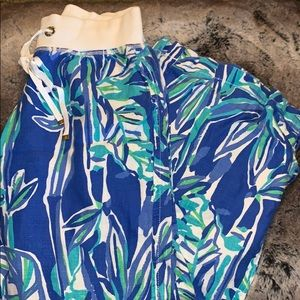 Lily Pulitzer Beach pant